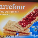 Tartines Carrefour