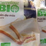 Pain de mie Carrefour